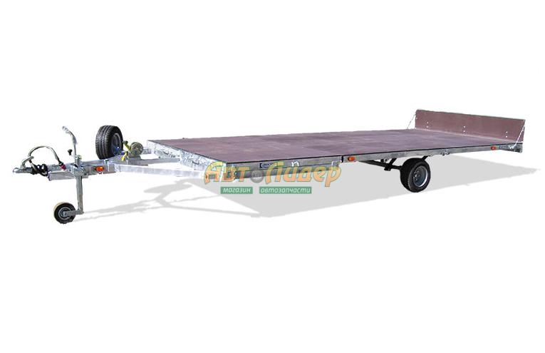 прицеп для транспортировки лодок лав-81018а